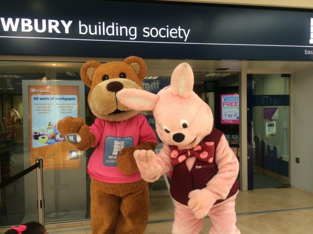 Hampshire Chronicle: Barry Bear and the Bre