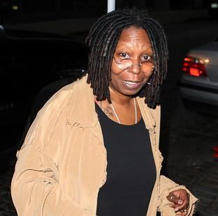 Hampshire Chronicle: Whoopi Goldberg has said she loves her marijuana-vapourising pen.
