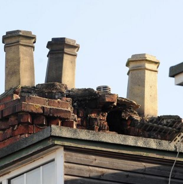 Hampshire Chronicle: The latest quake was compared to the 2008 tremor centred in Market Rasen which damaged chimney pots.