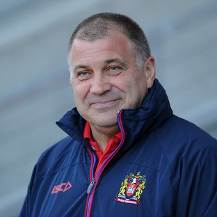 Shaun Wane was chuffed with the result
