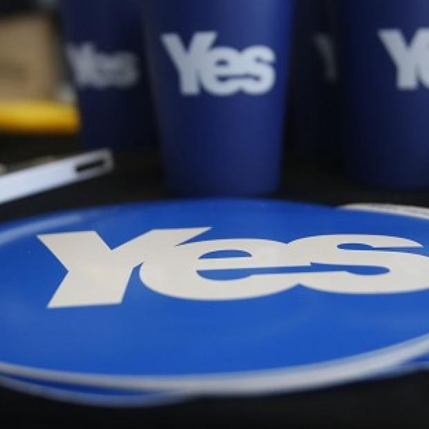 Hampshire Chronicle: A new poll suggests the 'yes' independence campaign is closing the gap