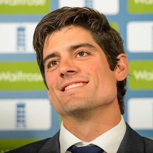 Alastair Cook, pictured, is looking forward to building a team with Peter Moores