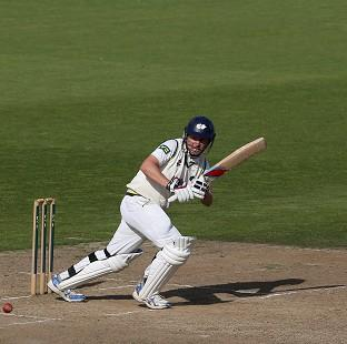 Hampshire Chronicle: Gary Ballance was in superb form on day one at Headingley