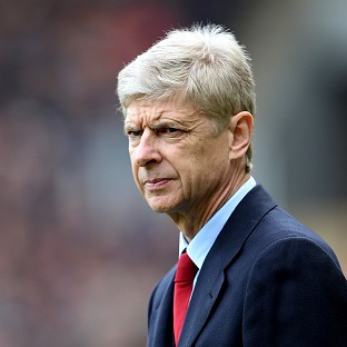 Arsene Wenger believes Arsenal controlled the game after they scored their third goal