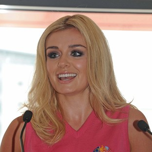Katherine Jenkins has announced that she is to marry
