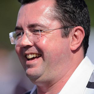 There is no need for McLaren to panic according to racing director Eric Boullier