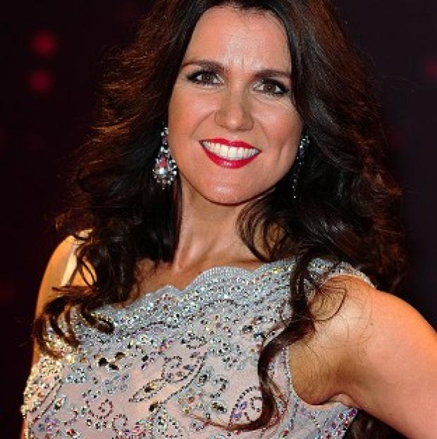 Hampshire Chronicle: Susanna Reid is to front ITV's new breakfast show Good Morning Britain in a reported �1 million deal