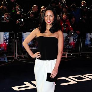 Olivia Munn says she won't let her boyfriend see her shave