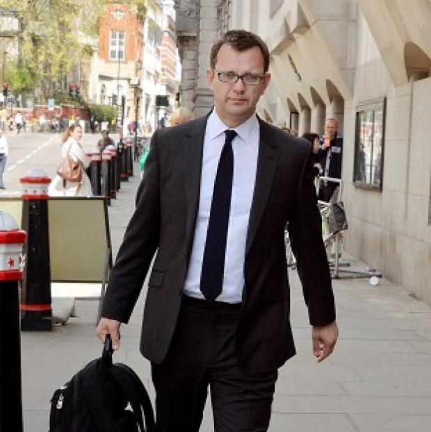 Hampshire Chronicle: Andy Coulson denies a charge of conspiring to hack phones