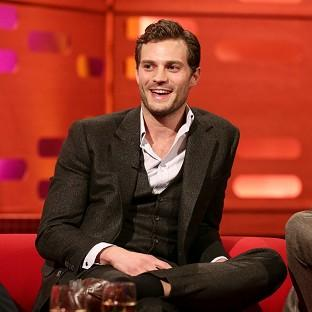 Jamie Dornan says his recent roles have made him an expert in tying knots