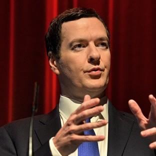 Hampshire Chronicle: Monthly figures provided better news for George Osborne