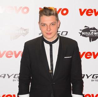 John Newman has an Ivor Novello nomination