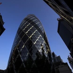 Hampshire Chronicle: The Gherkin was designed by architect Lord Norman Foster