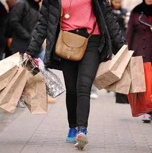 The 3.1% month-on-month jump in clothing and footwear sales was the largest rise since April 2011