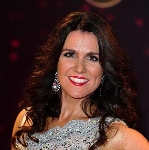 Hampshire Chronicle: Susanna Reid will present Good Morning Britain.