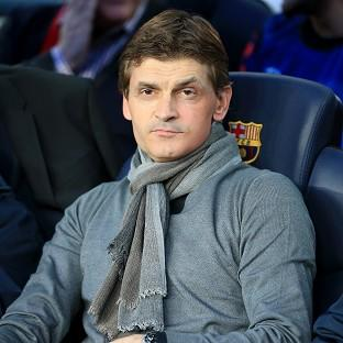 Hampshire Chronicle: Tito Vilanova led the club to the title during the 2012/13 season but had to step down last summer due to ill health