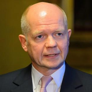 Foreign Secretary William Hague and his European and US counterparts are planning fresh sanctions on Russia over the Ukraine crisis