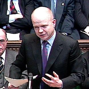 William Hague says the UK has a proven track record in delivering for Scottish interests in the EU