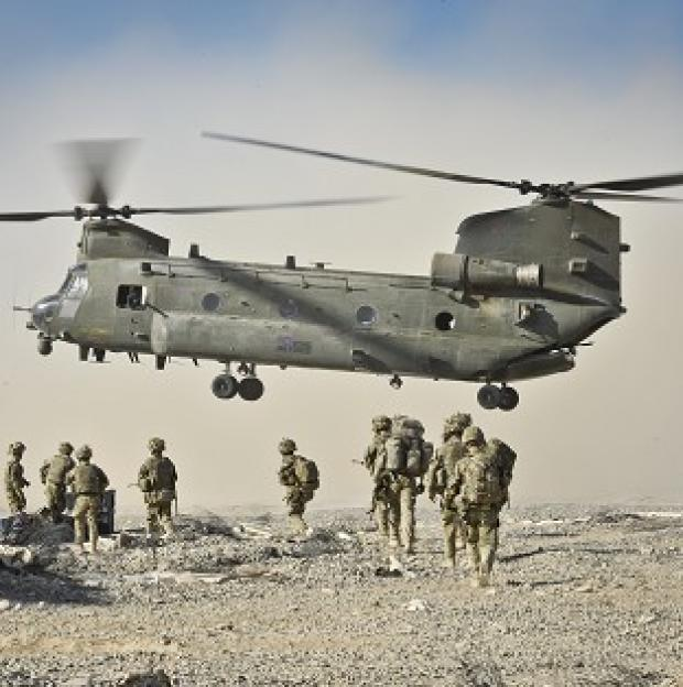 "Hampshire Chronicle: The Defence Select Committee said the Afghanistan and Iraq conflicts meant there was a ""current lack of appetite"" for military operations"