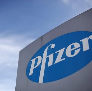 US drugs giant Pfizer has confirmed details of a multi-billion pound takeover approach for