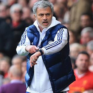 Jose Mourinho was thrilled with a backs-to-the-wall win at Anfield
