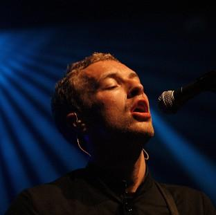 Coldplay's Chris Martin was interviewed by Radio 1's Zane Lowe