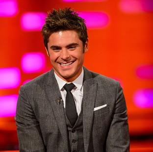 Zac Efron said his Bad Neighbours co-stars would tease him into showing his body