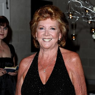 Cilla Black is delighted with the script for her TV biopic