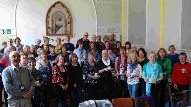Winchester Fusion Choir is celebrating its first anniversary, and the opening of its latest group.