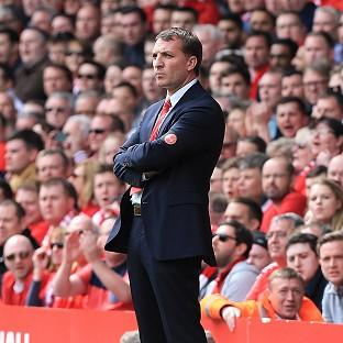 Liverpool manager Brendan Rodgers s