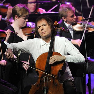 Julian Lloyd Webber is being forced to give up performing