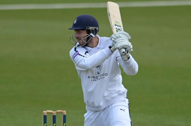 Hampshire Chronicle: James Vince (Pic: Dave Vokes)