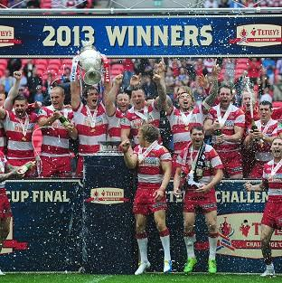 Wigan's Challenge Cup defence sees them face Castleford in the last eight