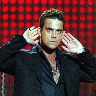 Robbie Williams to be father again
