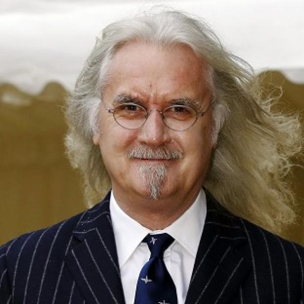 Hampshire Chronicle: Billy Connolly is to front a new documentary series about death