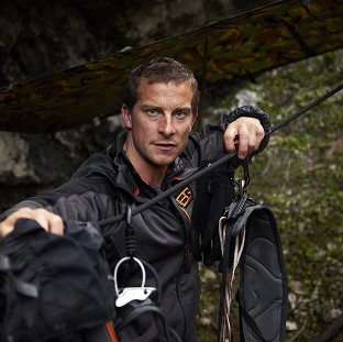Bear Grylls is keen to do a female version of The Island With Bear Grylls