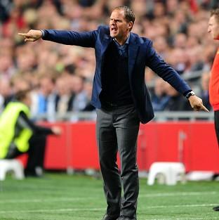 Hampshire Chronicle: Frank de Boer would be interested in becoming Tottenham's next manager