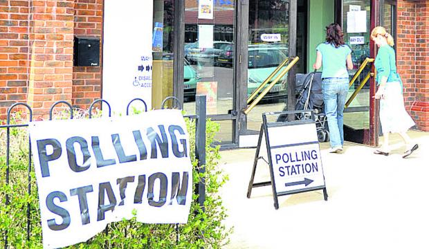 Thousands to vote in city and Euro elections in Winchester