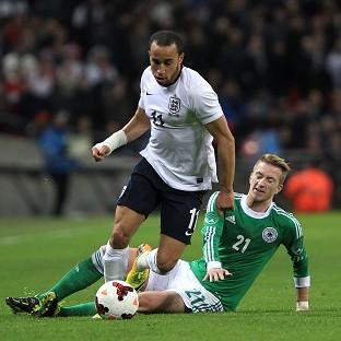 Andros Townsend will be sidelined for 10 weeks with an ankle injury