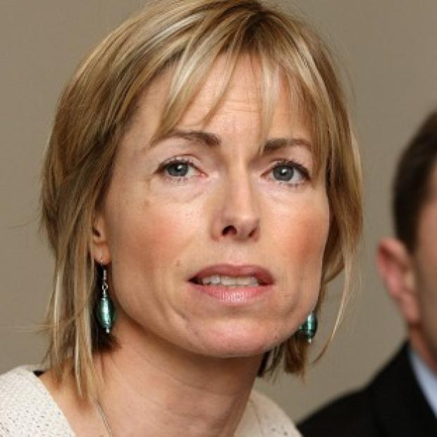 Hampshire Chronicle: Kate McCann, pictured with husband Gerry, has urged people to sign up to Child Rescue Alerts