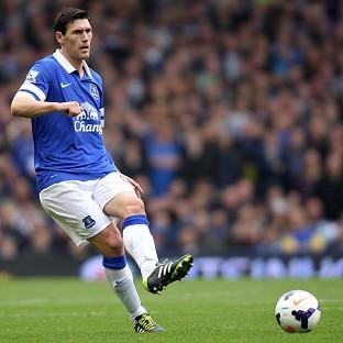 Hampshire Chronicle: Gareth Barry is unable to face parent club Manchester City on Saturday
