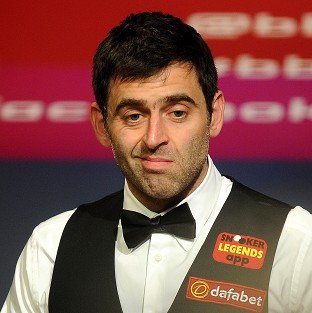 O'Sullivan remains on course