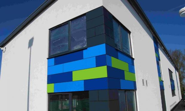 New maths block opens way for more pupils at Perins School in Alresford