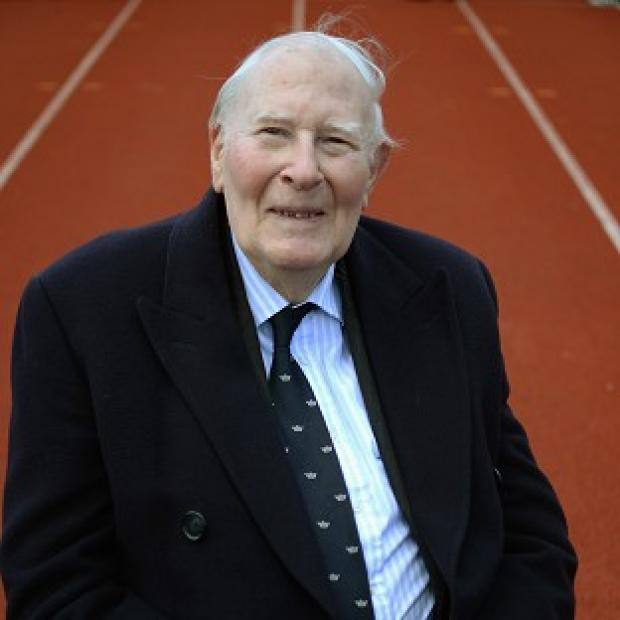 Hampshire Chronicle: Sir Roger Bannister has revealed he is suffering from Parkinson's disease