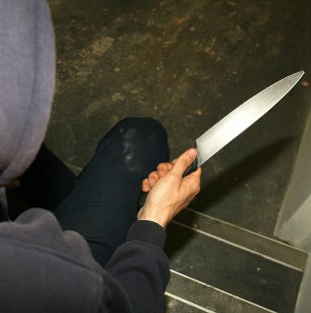 Hampshire Chronicle: The coalition Cabinet is divided over the punishment of knife offenders