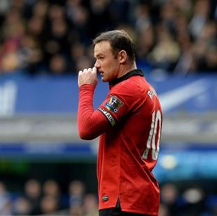 Wayne Rooney could miss United's match against Sunderland.