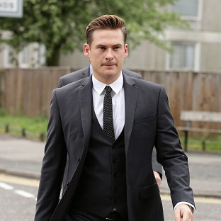 Blue's Lee Ryan admits two offences