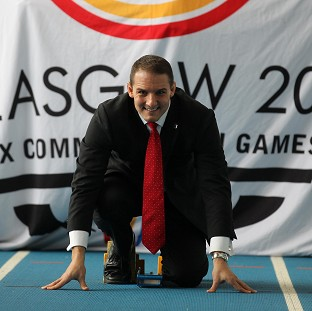 David Grevemberg described demand for Glasgow 2014 tickets as 'simply incredible'