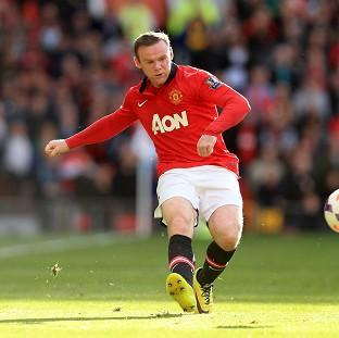 Hampshire Chronicle: Wayne Rooney's injury is not serious