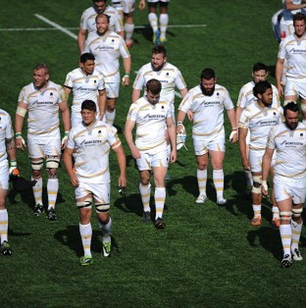 Hampshire Chronicle: Worcester were relegated after defeat at Saracens